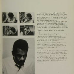 William M. Kelley's Page Dedication in the Geneseo Yearbook of '65